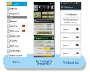 Good for Automoto: Aplicatii care vin in ajutorul soferilor