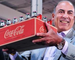 Seful Coca-Cola, dezamagit de cele mai recente rezultate financiare ale companiei