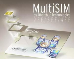 Oberthur Technologies a inventat SIM-ul all-in-one