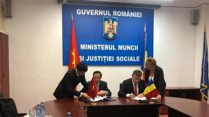 Romania va importa forta de munca din Vietnam
