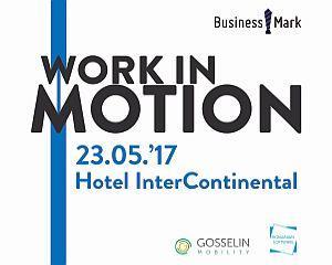 Perspectivele strategice asupra mobilitatii internationale a angajatilor sunt abordate la 'Work in motion. A workforce mobility conference'