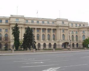 Muzeul National de Arta al Romaniei organizeaza vizite ghidate in Corpul Central al Palatului Regal
