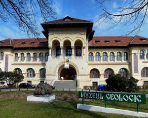 Bucuresti 555 - Muzeul Geologic