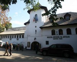 Ziua Nationala este sarbatorita in stil traditional, la Muzeul Satului