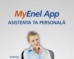 Aplicatia MyEnel a fost descarcata de 100.000 de ori
