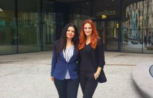 Povestea de succes a celor doua tinere care au infiintat Namyza, prima agentie de naming din Romania, care a denumit deja primul autoturism pentru Tata Motors
