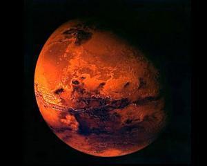 NASA a gasit ramasitele unei navete cosmice pe Marte