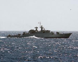 Iran vs. SUA: Teheranul trimite nave de razboi catre granitele SUA