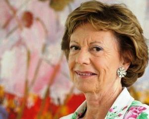 Vicepresedinta Comisiei Europene, Neelie Kroes, participa la Future Communities in Bucuresti
