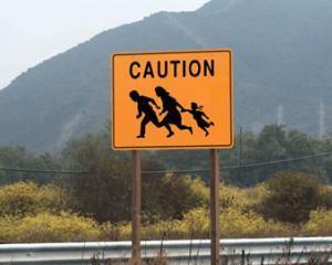 Nemtii apeleaza la politistii romani pentru integrarea emigrantilor
