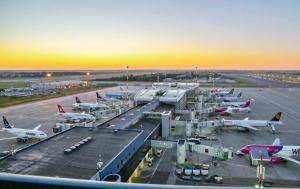 Raportul Corpului de control al premierului: Probleme grave la aeroportul Otopeni