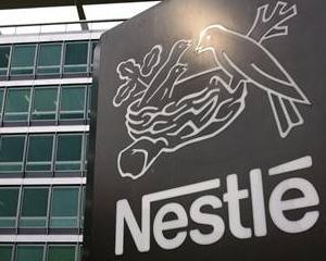 Cea mai mare crestere din ultimii 8 ani in Romania pentru Nestle