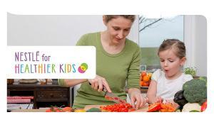 Nestle lanseaza o initiativa globala prin care ajuta copiii sa duca o viata mai sanatoasa