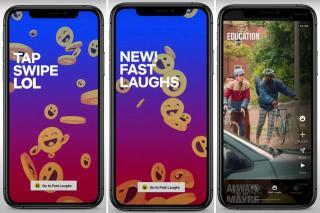 Netflix se inspira de la TikTok si anunta noua functie Fast laughs