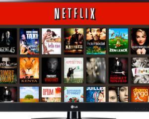 Netflix a sosit cu adevarat in Romania