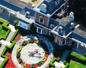 Neverland-ul lui Michael Jackson ar putea deveni