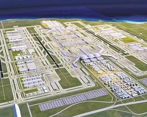 Turcia se pregateste sa construiasca un aeroport cu o capacitate de 150 de milioane de pasageri pe an
