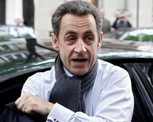"Franta: Nicolas Sarkozy a strans din donatii peste 8 milioane de euro la un ""Sarkoton"" pentru prezidentiale"