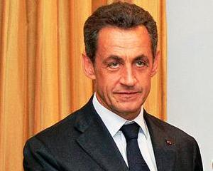 Nicolas Sarkozy, arestat sub acuzatia de trafic de influenta