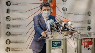 REACTIA la cald a lui Nicusor Dan dupa aparitia rezultatelor Exit Poll, care il dau castigator detasat al Primariei Capitalei
