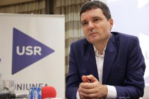 Nicusor Dan si-a anuntat candidatura la Primaria Capitalei si cere sustinerea USR PLUS si PNL