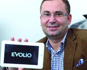 Evolio se lauda cu cea mai subtire si mai rapida tableta romaneasca, dotata cu procesor Quad Core