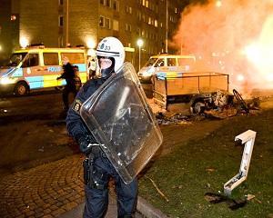 Cartiere din Europa de Vest unde Politia nu are curaj sa intre