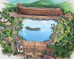 Povestile biblice se vand acum si sub forma unor parcuri tematice!
