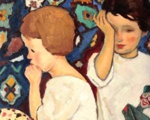 Pictorii romani, apreciati de oamenii cu bani: Un tablou de Nicolae Tonitza, vandut cu 90.000 euro