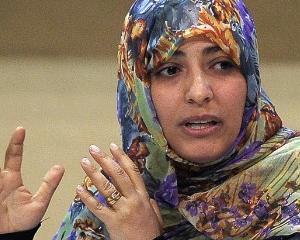 O laureata a Premiului Nobel si-a donat premiul de 500.000 dolari