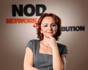 Oana Barbu, Director Comercial al NOD: