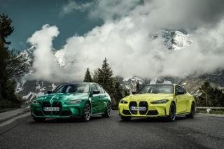 Noile BMW M3 (G80) si BMW M4 (G82), prezentate oficial. 510 CP, M xDrive si 0-100 in 3 secunde