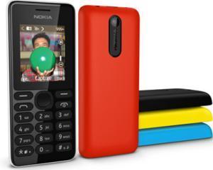 Nokia a lansat doua telefoane mobile ieftine, 108 si 108 Dual SIM