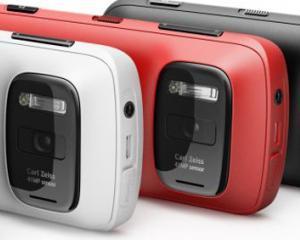 Nokia aduce telefonul-camera de 41 MP
