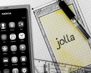 Fostii angajati ai Nokia au lansat un nou smartphone: Jolla