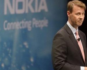 Actiunile Nokia au scazut din cauza vanzarilor slabe