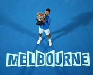 Novak Djokovic, un adevarat... sport