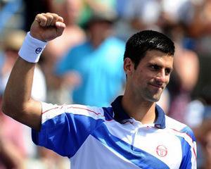 Novak Djokovic face dublu cu Seiko