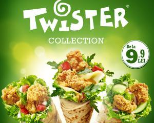 "Vara asta ne ""loveste"" Twister-ul. KFC e ""vinovat""!"