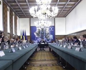 Romania are guvern nou