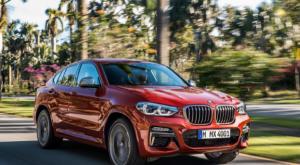 FOTO: Pozele oficiale cu noul BMW  X4 si dotarile sale impresionante