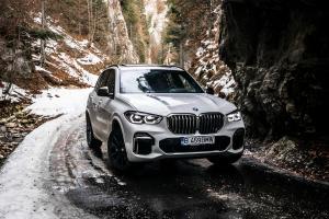 Noile BMW X5 si X6 cu motor diesel biturbo au tehnologie mild hybrid