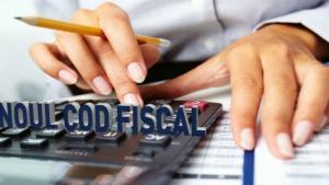 Codul Fiscal, modificat din nou