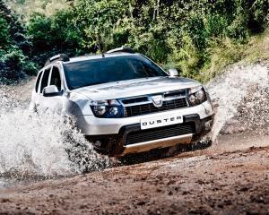 Noul Dacia Duster, lansat la Salonul Auto de la Frankfurt