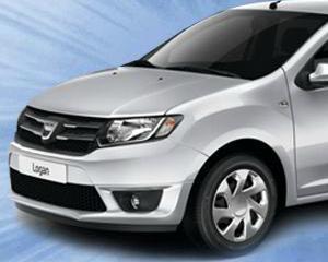Noul Dacia Logan a fost lansat in Algeria