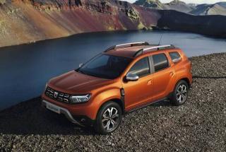 Dacia a lansat noul model Duster, care poate fi dotat cu ECO-G 100, motorul cu alimentare mixta benzina-GPL