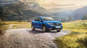 Dacia lanseaza noua versiune Logan Stepway. Pret de pornire 10.250 de euro