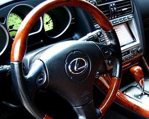 Noul model Lexus IS350 AWD va fi lansat in primavara acestui an