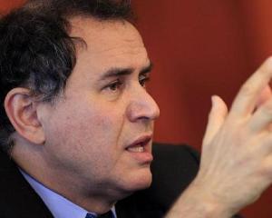 """ANALIZA: Nouriel Roubini, profetul crizei: """"Sunt urat, dar am o minte sclipitoare"""""""