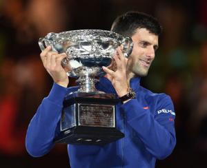 Novak Djokovic ramane regele contemporan al Australian Open